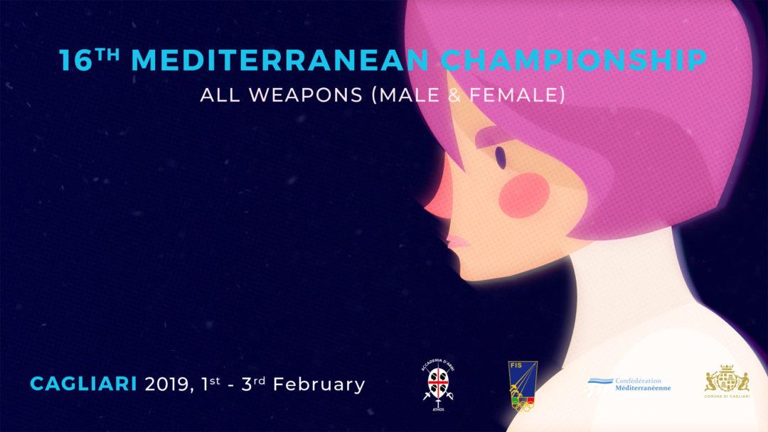 16th Mediterranean Fencing Championship
